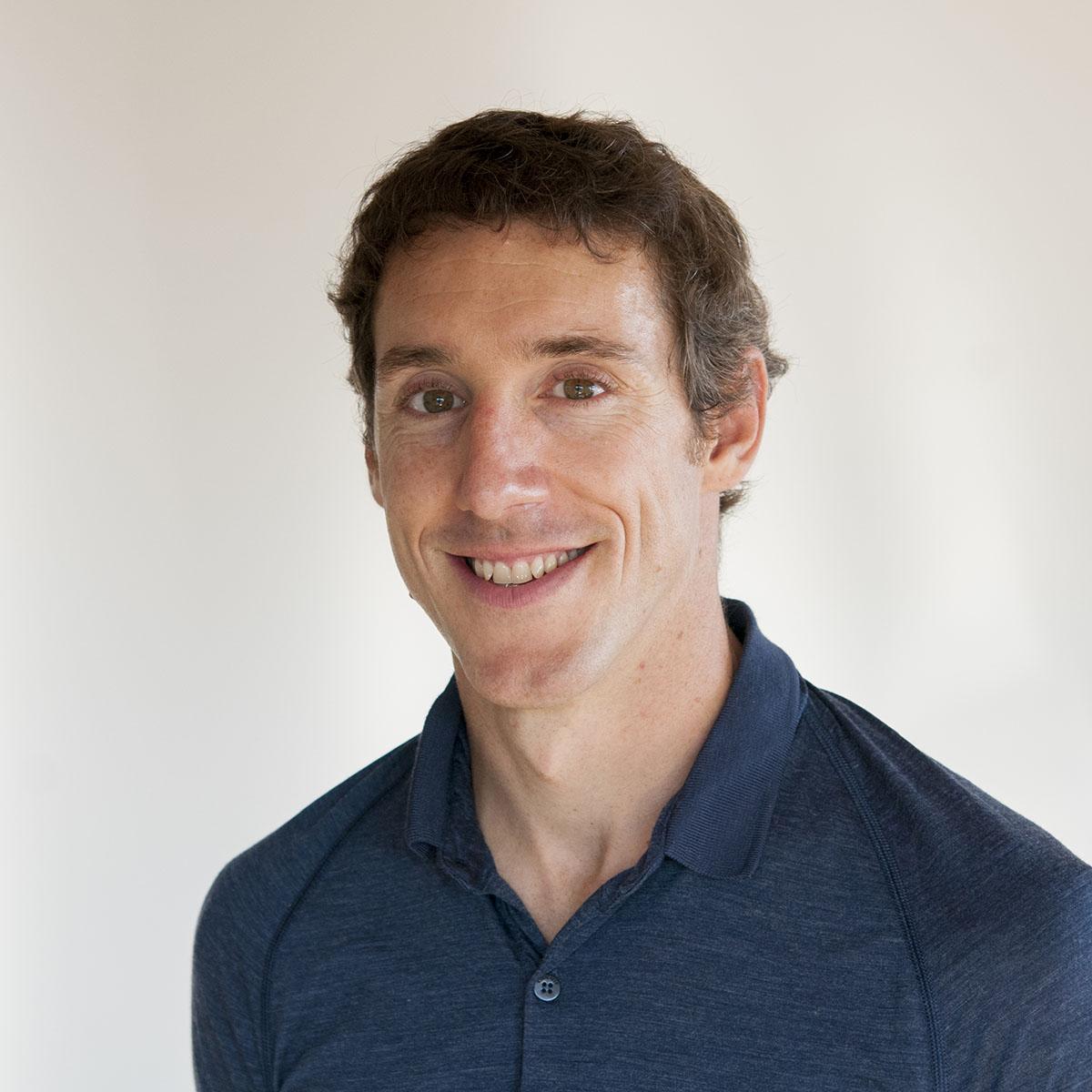 Benoît Babey, coach sportif