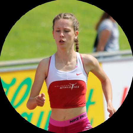 Carmen Tanner, Leichtathletin, Biel-Bienne Athletics